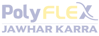 Logo polyflex Jawhar Karra